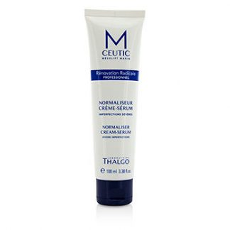 THALGO MCEUTIC NORMALIZER CREAM-SERUM - SALON SIZE 100ML/3.38OZ