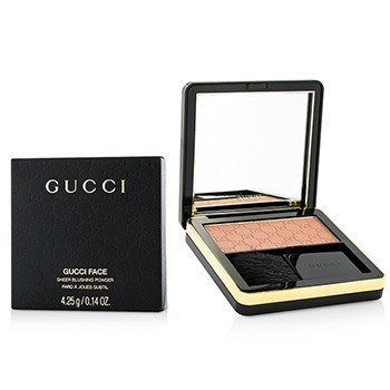 GUCCI SHEER BLUSHING POWDER - #050 SPICY PETAL 4.25G/0.14OZ