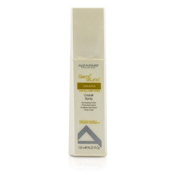 ALFAPARF SEMI DI LINO DIAMOND CRISTALLI SPRAY - ILLUMINATING FINISH (FOR ALL HAIR TYPES) 125ML/4.22OZ