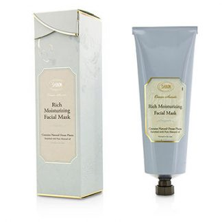 SABON RICH MOISTURIZING FACIAL MASK - OCEAN SECRETS (FOR NORMAL TO DRY SKIN) 100ML/3.52OZ