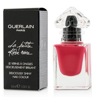 GUERLAIN LA PETITE ROBE NOIRE DELICIOUSLY SHINY NAIL COLOUR - #063 PINK BUTTON 8.8ML/0.29OZ