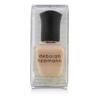 DEBORAH LIPPMANN LUXURIOUS NAIL COLOR - TINY DANCER (SWEET SPOT SINK SHEER) 15ML/0.5OZ