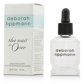 DEBORAH LIPPMANN THE WAIT IS OVER QUICK DRY DROPS 15ML/0.5OZ