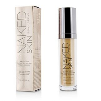 URBAN DECAY NAKED SKIN WEIGHTLESS ULTRA DEFINITION LIQUID MAKEUP - #1.0 30ML/1OZ
