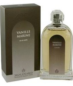 MOLINARD VANILLE MARINE EDT FOR WOMEN