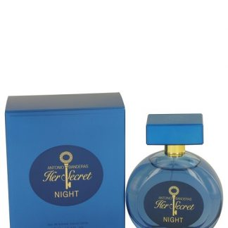 ANTONIO BANDERAS HER SECRET NIGHT EDT FOR WOMEN