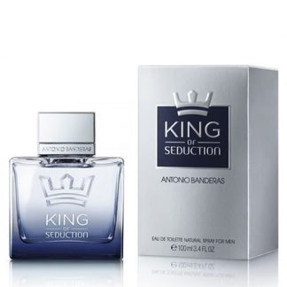 ANTONIO BANDERAS KING OF SEDUCTION EDT FOR MEN