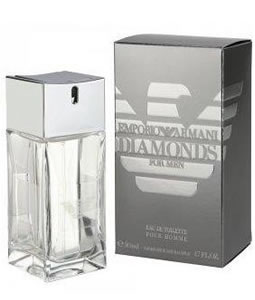 GIORGIO ARMANI EMPORIO DIAMONDS EDT FOR MEN