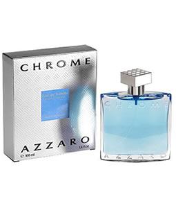 AZZARO CHROME EDT FOR MEN