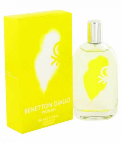 BENETTON GIALLO EDT FOR WOMEN 30ML
