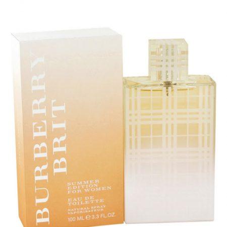BURBERRY BRIT SUMMER 2012 EDT FOR WOMEN