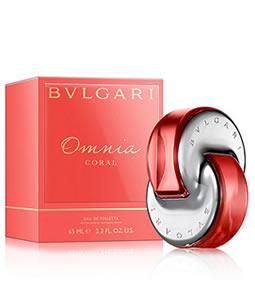 BVLGARI OMNIA CORAL EDT FOR WOMEN