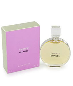 CHANEL CHANCE EDT FOR WOMEN