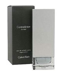 CALVIN KLEIN CONTRADICTION EDT FOR MEN