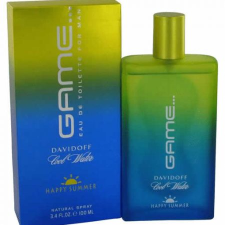 DAVIDOFF COOL WATER GAME HAPPY SUMMER EDT FOR MEN
