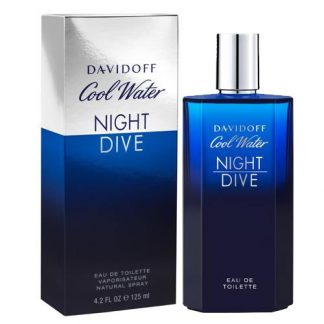 DAVIDOFF COOL WATER NIGHT DIVE EDT FOR MEN