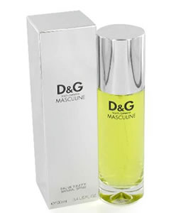 DOLCE & GABBANA D&G MASCULINE EDT FOR MEN