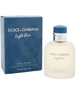 DOLCE & GABBANA D&G LIGHT BLUE EDT FOR MEN