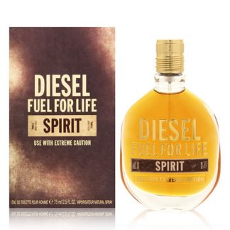 DIESEL FUEL FOR LIFE SPIRIT POUR HOMME EDT FOR MEN