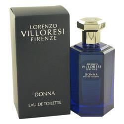 LORENZO VILLORESI LORENZO VILLORESI FIRENZE DONNA EDT FOR UNISEX