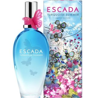ESCADA TURQUOISE SUMMER LIMITED EDITION EDT FOR WOMEN