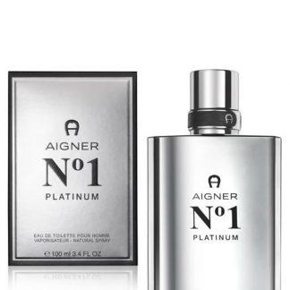 ETIENNE AIGNER NO 1 PLATINUM POUR HOMME EDT FOR MEN