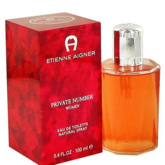 ETIENNE AIGNER PRIVATE NUMBER EDT FOR WOMEN