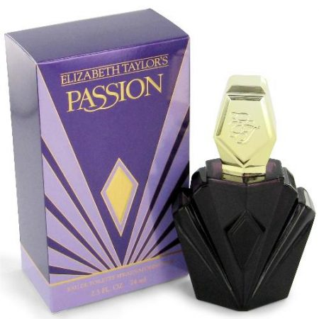 ELIZABETH TAYLOR PASSION FOR FOR WOMEN