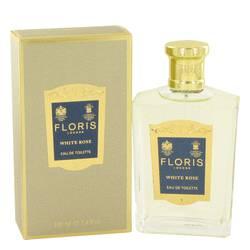 FLORIS FLORIS WHITE ROSE EDT FOR WOMEN