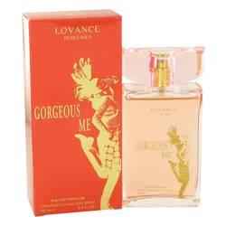 LOVANCE GORGOUS ME EDT FOR WOMEN