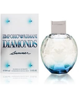 GIORGIO ARMANI EMPORIO ARMANI DIAMONDS FRAICHE EDT FOR WOMEN