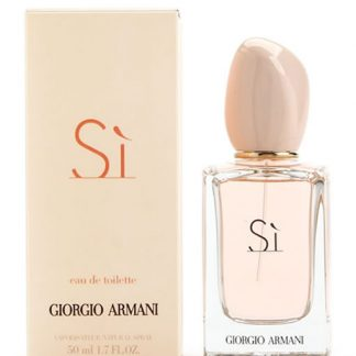 GIORGIO ARMANI SI EDT FOR WOMEN