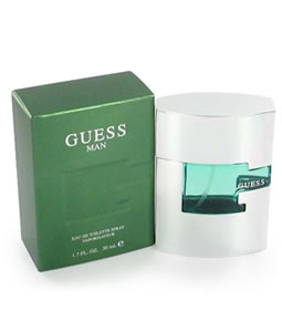 GUESS EDT FOR MEN