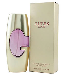 GUESS GOLD EDP FOR WOMEN