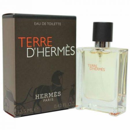 HERMES TERRE D'HERMES EAU TRES FRAICHE EDT FOR MEN 12.5ML