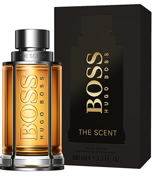 HUGO BOSS THE SCENT EDT FOR MEN
