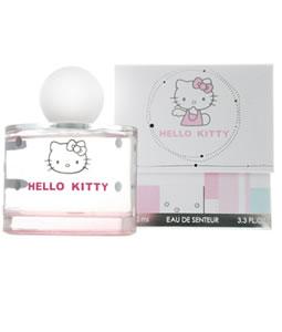 HELLO KITTY EAU DE SENTEUR EDS FOR WOMEN