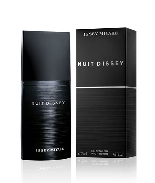 ISSEY MIYAKE NUIT D'ISSEY EDT FOR MEN