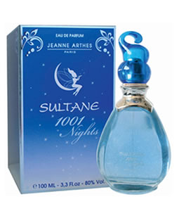 JEANNE ARTHES 1001 NIGHTS EDP FOR WOMEN