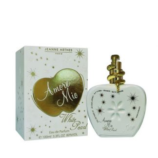 JEANNE ARTHES AMORE MIO WHITE PEARL EDP FOR WOMEN