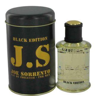 JEANNE ARTHES JOE SORRENTO MAGNETIC POWDER EDT FOR MEN
