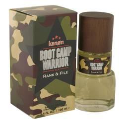 KANON KANON BOOT CAMP WARRIOR RANK & FILE EDT FOR MEN
