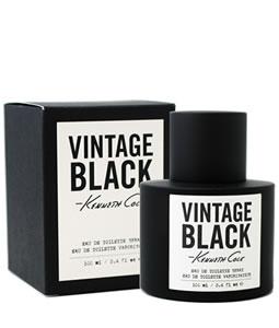 KENNETH COLE VINTAGE BLACK EDT FOR MEN