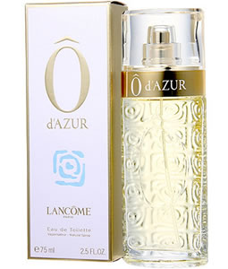 LANCOME O D'AZURE EDT FOR WOMEN