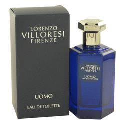 LORENZO VILLORESI LORENZO VILLORESI FIRENZE UOMO EDT FOR MEN