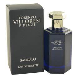 LORENZO VILLORESI LORENZO VILLORESI FIRENZE SANDALO EDT FOR UNISEX