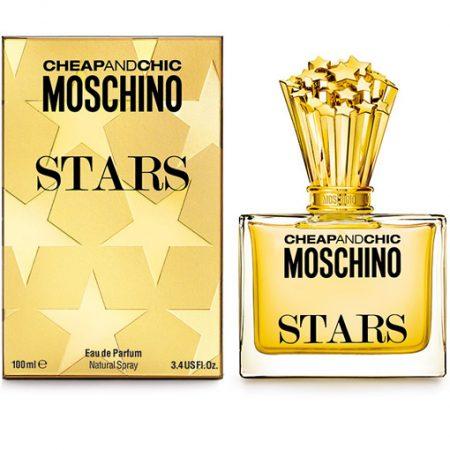 MOSCHINO CHEAP AND CHIC STARS EDP FOR WOMEN