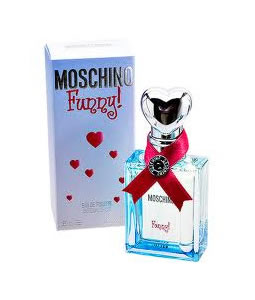 MOSCHINO FUNNY EDT FOR WOMEN