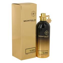 MONTALE MONTALE SO AMBER EDP FOR UNISEX