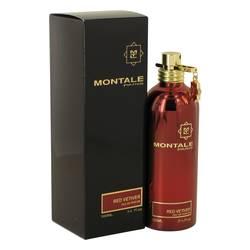 MONTALE MONTALE RED VETIVER EDP FOR MEN